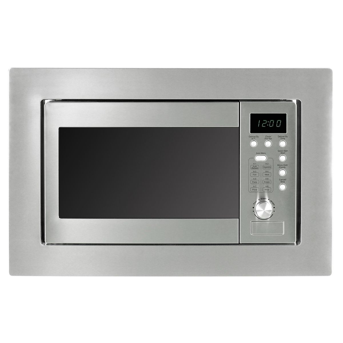 MyAppliances REF28604 Built In S/Steel Microwave & Grill