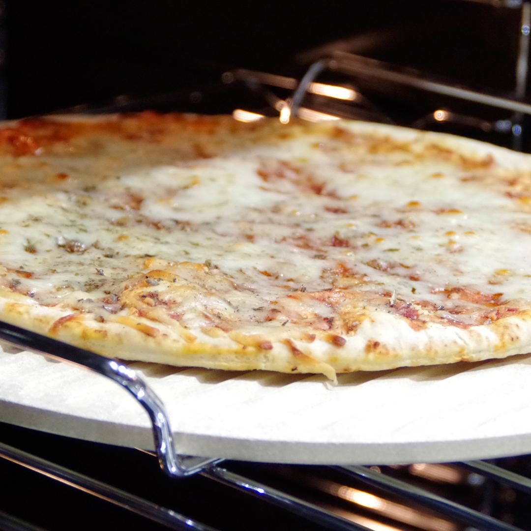 Pizza Baking Stone : Myappliances ref pizza baking stone ebay